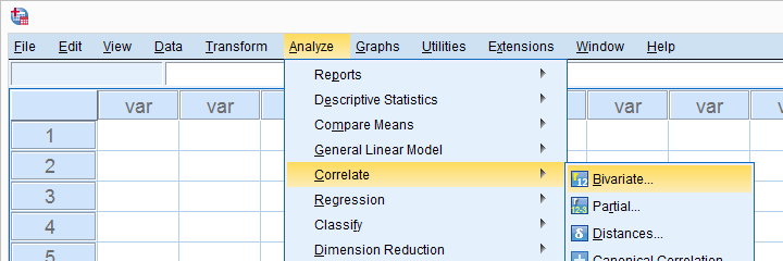 SPSS Correlation Tutorials - Overview