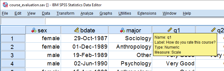 SPSS Python Example | Creating Several Excel Files