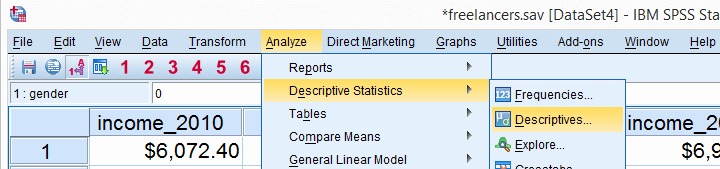 SPSS - What Is It? - Example 2